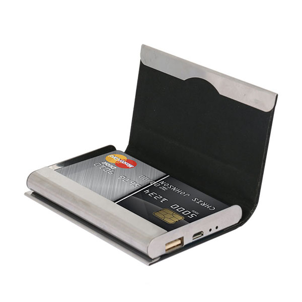 Card Holder Power Bank Xech 2500 mAh
