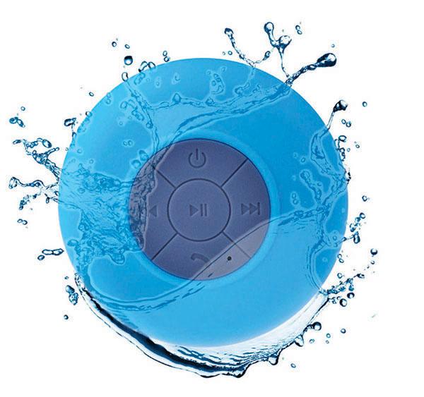 Xech Waterproof Shower Bluetooth Speaker